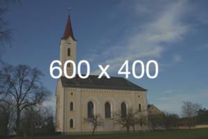 Artikel Platzhalter Kirche